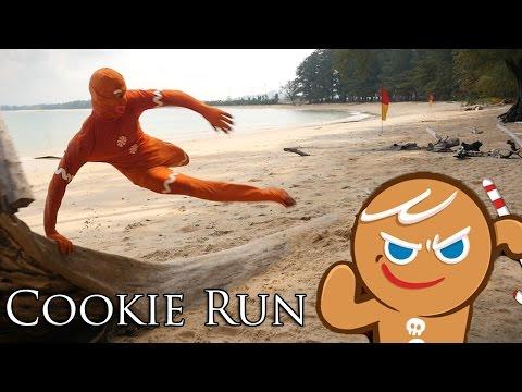 Cookie Run in REAL LIFE! คุกกี้รันในชีวิตจริง 쿠키런 in 4K!!