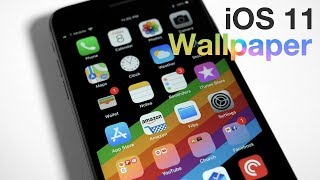 iOS 11 - New Wallpaper Leaked   Download Link