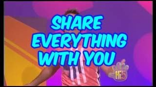 Video Share Everything With You - Hi-5 - Season 8 Song of the Week download MP3, 3GP, MP4, WEBM, AVI, FLV Februari 2018