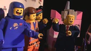 Lego Movie 4D World Premiere at Legoland Florida Resort