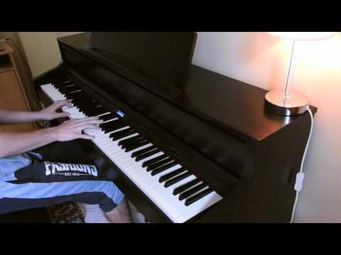 Ursine Vulpine ft Annaca - Wicked Game Piano Solo