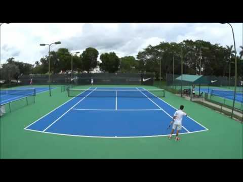 Ruy Guarita College Video Technical and Match Play