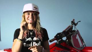 Talking with My Mechanic - Learning to sign with Ashley Fiolek ep. 4