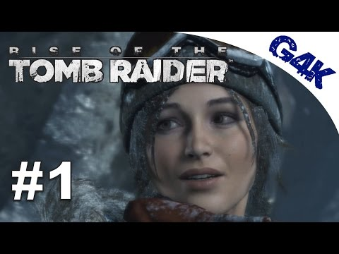 Beginning | Rise of the Tomb Raider Let's Play PC | Part 1