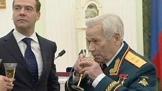 Michail Kalaschnikow ist tot