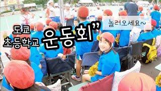 [도쿄일상] 한국과 조금 다른 일본 초등학교 운동회 |…