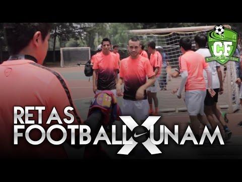RETAS FOOTBALL X UNAM