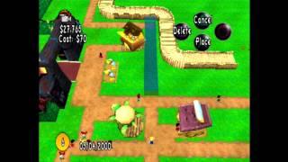 Sim Theme Park PS1 - Part 1