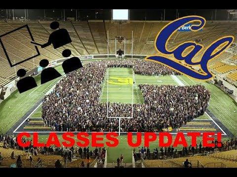 UC BERKELEY CLASS STRESS UPDATE | CALIFORNIA