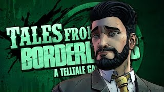 LOSING A FRIEND | Tales From The Borderlands: Episode 4 - Escape Plan Bravo