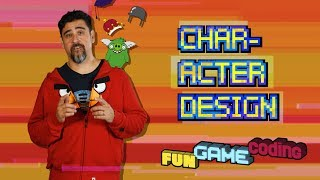 Angry Birds Fun Game Coding | Character Design - S1 Ep6