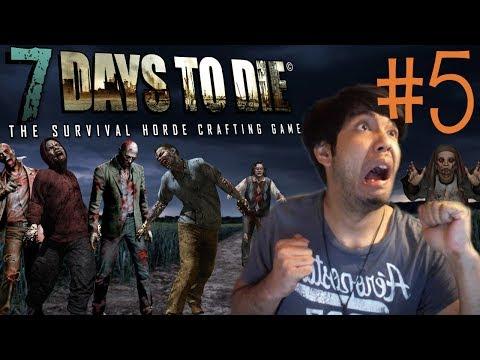Mabi Vs 7 Days To Die - Episode 5 - (Wiki)