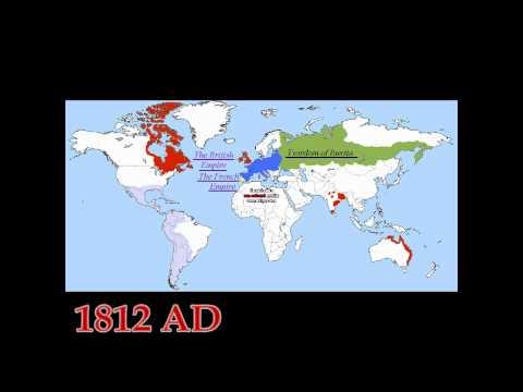 Great Powers of History & Geopolitics
