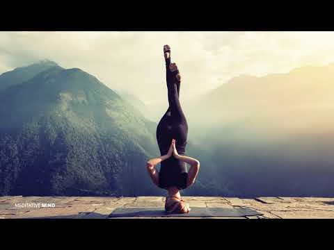 Hang Drum + Tabla Yoga Music || Positive Energy Music for Meditation || Healing Music