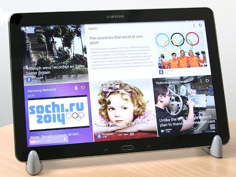 Samsung Galaxy NotePRO 12.2 review- unwieldy oversized Android slate or go-to business tab?