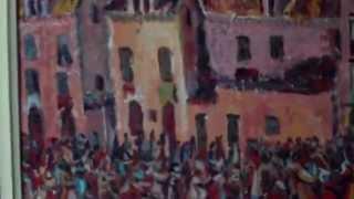 TOMISLAV CIKO (1930.-1982.) Post Festum - Dubrovnik Croatia
