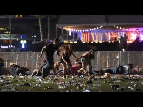 Two dead, dozens shot at Las Vegas Country Music Festival near Mandalay Bay Resort