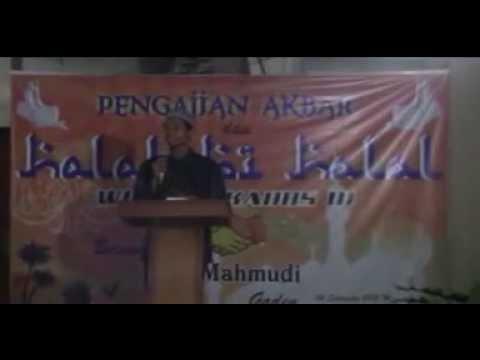 Sambutan Halal Bi Halal Youtube