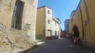 Castello d'Empuries visite en vélo