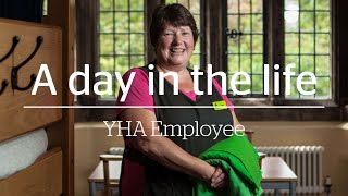 A Day in the Life of a YHA (England & Wales) Employee