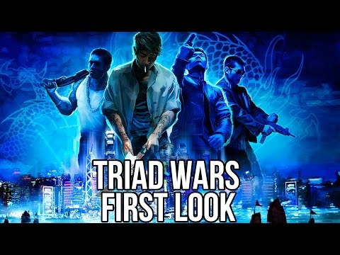 Triad Wars (Free Online Game): Watcha Playin'? Gameplay First Look - 동영상