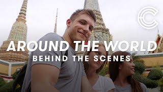 Around the World: Behind the Scenes