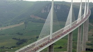 Engineering Feats On Mega Iconic Bridges Construction