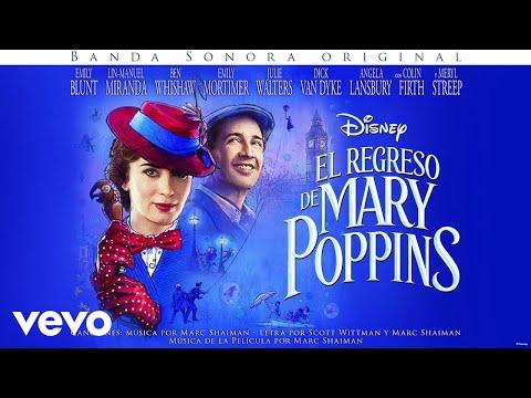 El Royal Doulton  Hall From El regreso de Mary Poppins Only