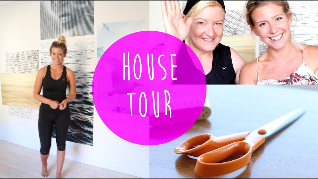 House Tour! Med Mullen & Carla
