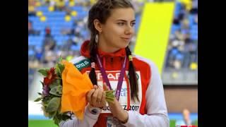 Кристина Тимановская - 100м - 11.04с