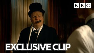 Tommy Shelby meets Winston Churchill in series finale! 🎩 | Peaky Blinders - BBC