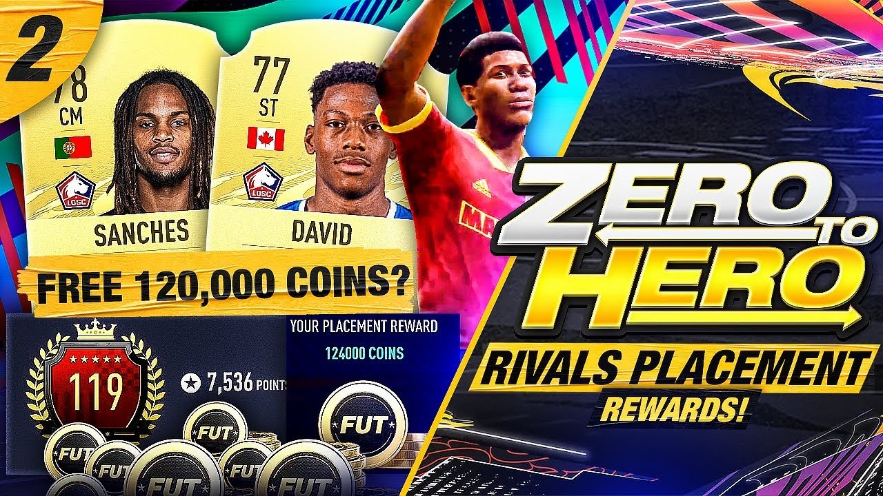 FIFA 21 Zero to Hero - Free 120,000 Coins?