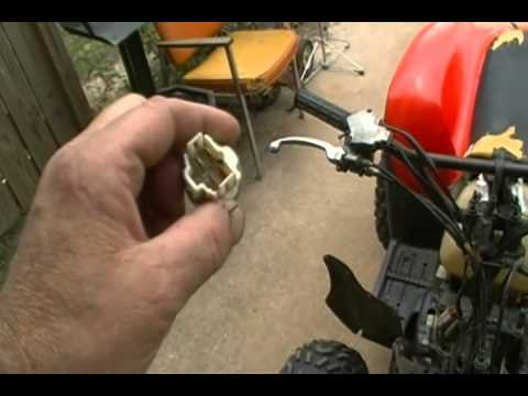 TIPS FOR T-MAN, HOW TO BYPASS A BRAKE SENSER SWITCH - YouTube