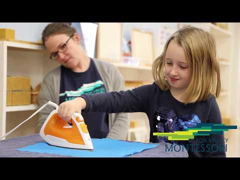 Elementary I Enrollment | Fox Valley Montessori School
