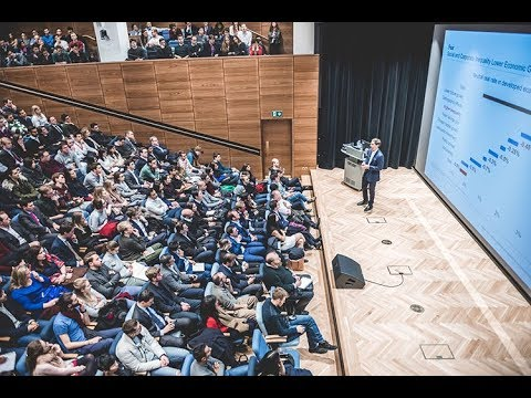 The Pursuit of Happiness |  Lecture at King's College, January 16 2018