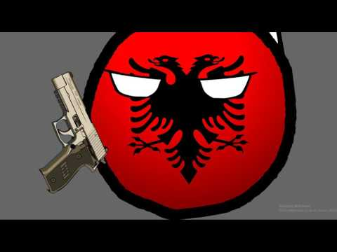 Balkan & Yugoslavia Polandball Animation 2016