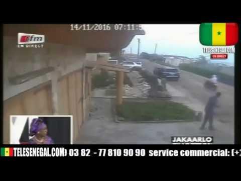 mme fall agressée devant chez elle par 6 hommes armé de machettes