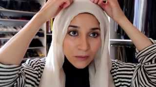 Hijab Tutorial & Outfit | Back to School, Work Thumbnail