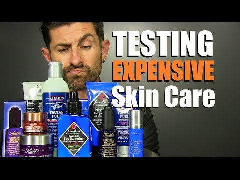 Testing EXPENSIVE Skin Care Products To Find The BEST!