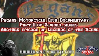 Pagans Motorcycle Club Conan | Asdela