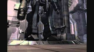 Armored Core: Master of Arena [Opening Sequence]