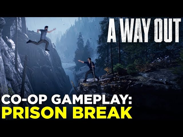 A Way Out (видео)