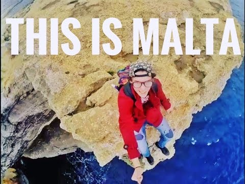 Backpacking Malta || THIS IS MALTA!!