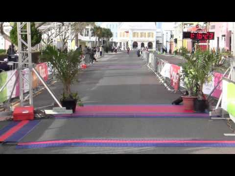Half Marathon Top Finishers Race Weekend Bermuda January 15 2012
