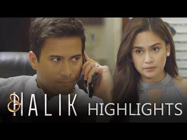 Halik: Jacky asks Ace about his phone call   EP 42