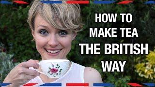 Download How to Make Tea the British Way - Anglophenia Ep 31