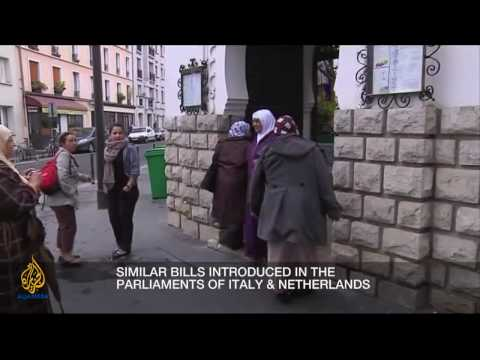 Inside Story - Banning the veil