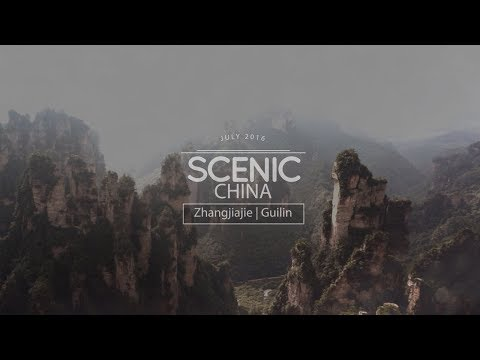 Scenic China - Zhangjiajie & Guilin