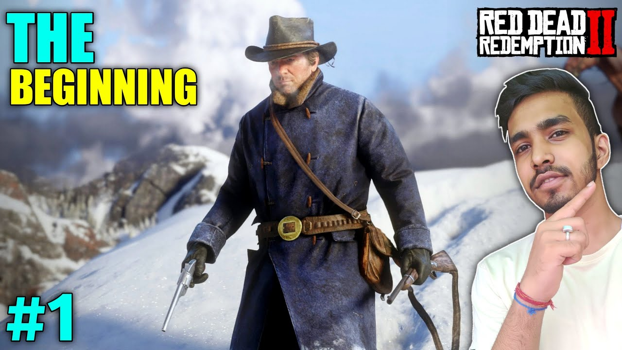 Download OUTLAWS FROM THE WEST   RED DEAD REDEMPTION 2 GAMEPLAY #1
