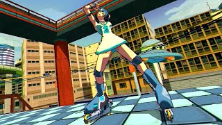 Jet Set Radio Future (2002) FULL Japan PROMO DISC Playthrough (60 FPS) XBOX